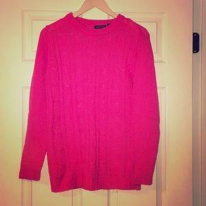 Women's Neon Pink Sweater on Poshmark